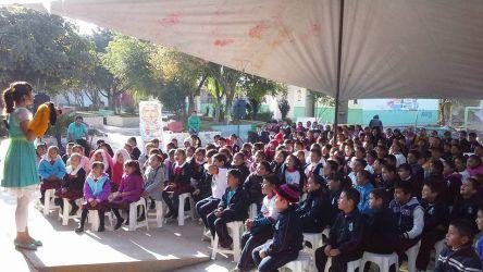 Escuelas de México.